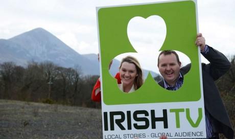 IrishTV Launch