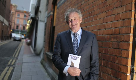 Peter Casey launches new book on Tata Group
