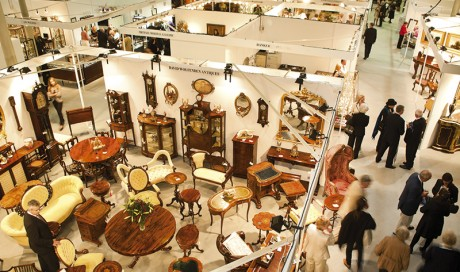 Gold key is centrepiece of bittersweet relics from Clerys at RDS antiques fair