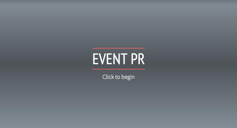 EVENT PR
