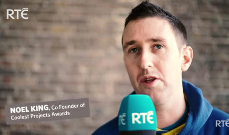 VIDEO: RTÉ coverage of CoderDojo Coolest Projects 2016
