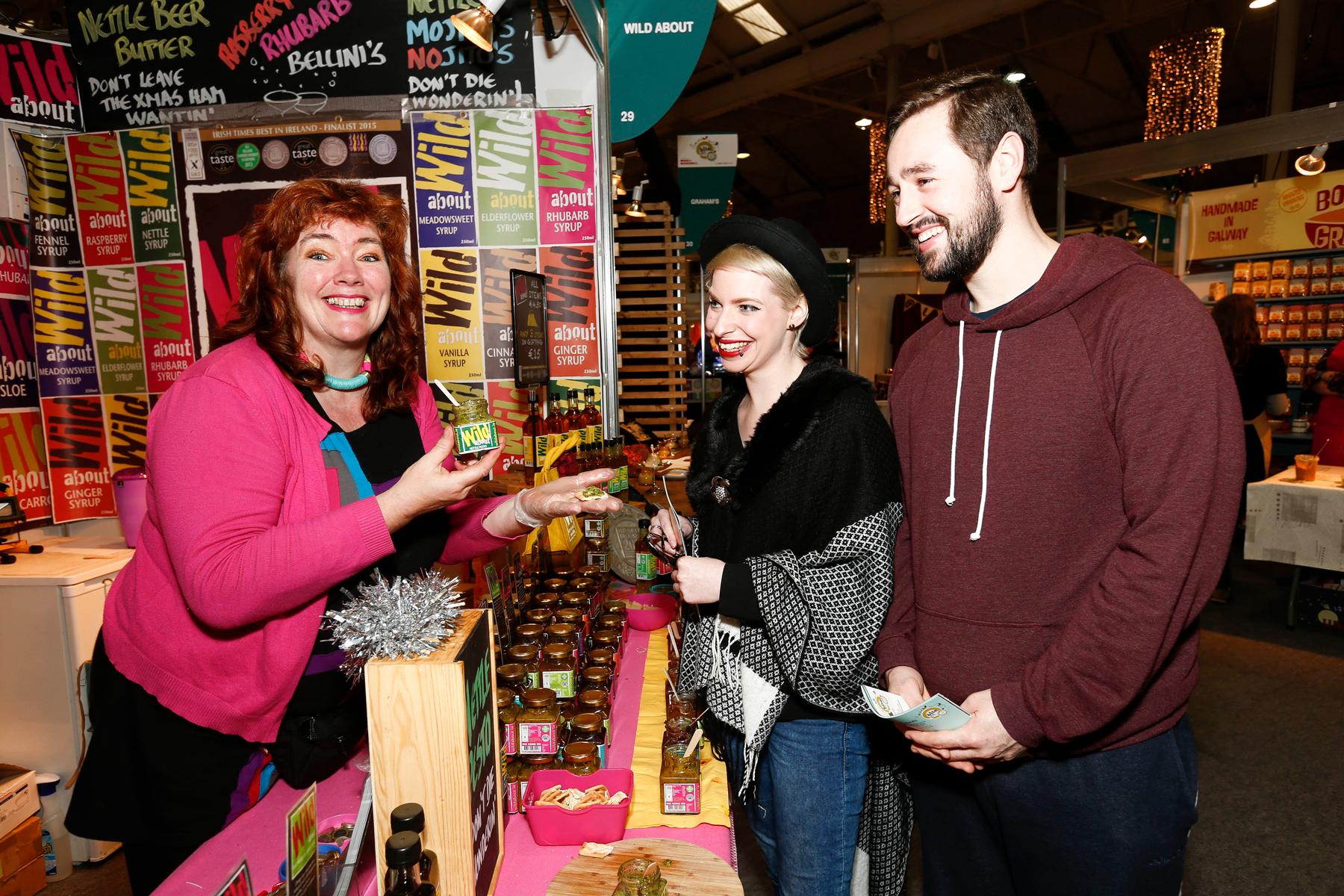 Wexford's nettle producers flying high ahead of Bite Food Festival