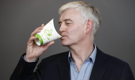 Irish eco firm Butterfly Cups believes it can solve the world's disposable cup problem