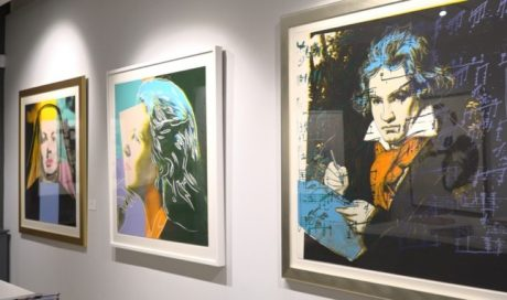 £1m Andy Warhol exhibition goes on display at Belfast gallery
